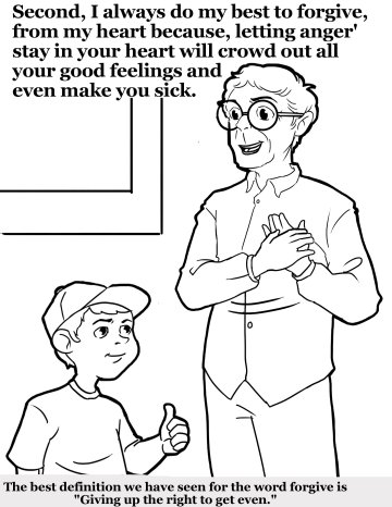 coloring pages for angry kids