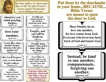 Bulletin Insert with verses about friends