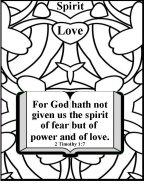 Bible Coloring divorce