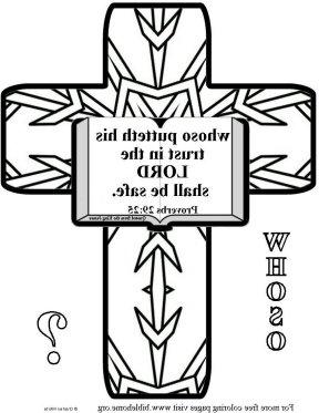 Bible coloring-trust m