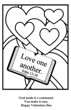 Free Printable Bible Verses Cards For Valentines Day