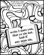 Sin not